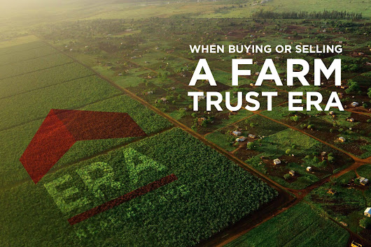 When buying or selling a farm, trust ERA Vryburg