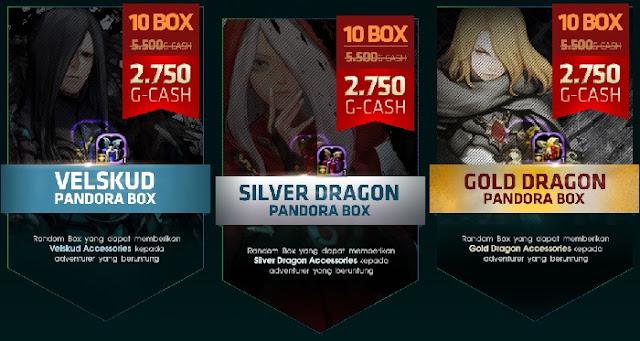 Dragon Nest: Pandora Box (Super Sale)