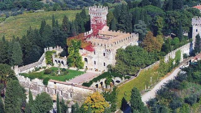 Castello di Vincigliata , Tuscany - Italia