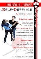 Info cours de self défense à auterive 31190