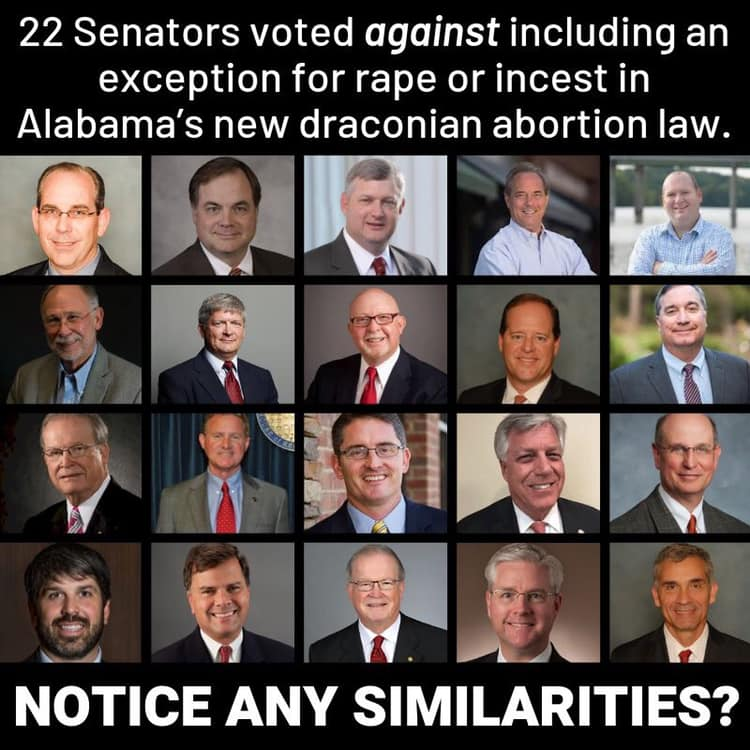 Alabama Just Signed The Most Draconian Anti-Choice Bill - Secretive