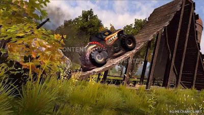 تحميل لعبة Monster Jam Battlegrounds برابط تورنت