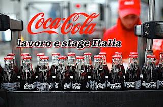Lavoro Coca Cola - adessolavoro