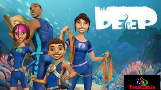 The Deep Animation Series In Hindi Dubbed Free Download