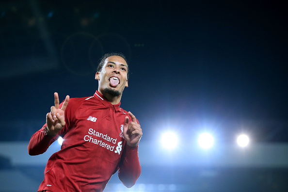 Van Dijk  To Win 2019 FIFA Best Player Award? -footballway
