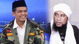 Nuruzzaman Banser dan Ustdaz Fadlan Garamatan tokoh HTI
