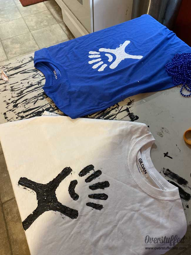 DIY Hydroflask t-shirt