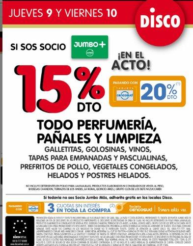 Ofertas Y Promos En Argentina Promos Supermercados Disco