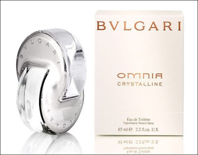 Parfum refill wanita bvlgari wangi lembut