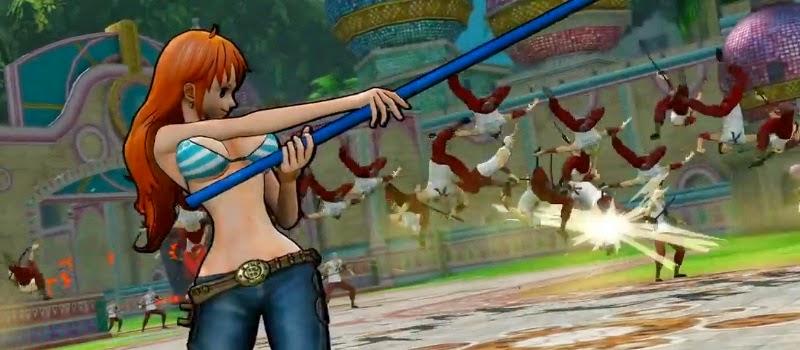 O game One Piece: Pirate Warriors 3 vai ser lançado para PS4, PS3 e PS Vita