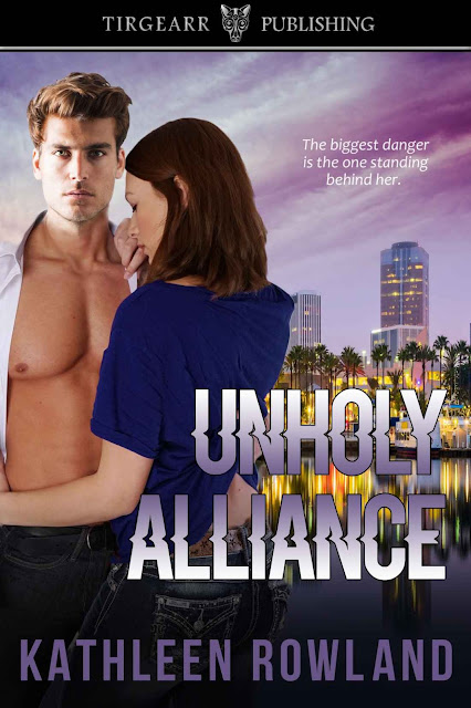 Action-packed #BookReview Unholy Alliance @RowlandKathleen #suspense