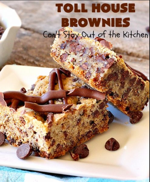 Toll House Brownies