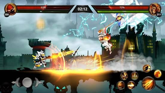 Descargar Stickman Legends MOD APK 2.4.65 Dinero ilimitado, Personajes Desbloqueados Gratis para Android 2