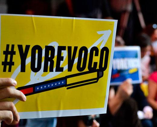 Denuncian tres nuevos obstáculos para invalidar el referéndum