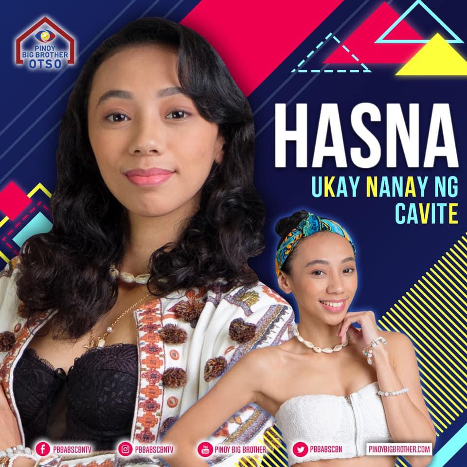 PBB Otso housemate Hasna Cabral's story makes Vice Ganda cry