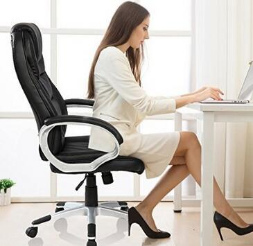 Tips to Sit In An Office Chair to Avoid Legs Pain
