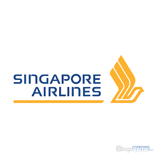 Singapore Airlines Logo vector (.cdr)