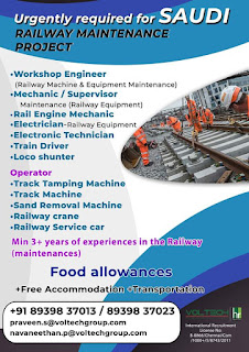 Railway Maintenance project
