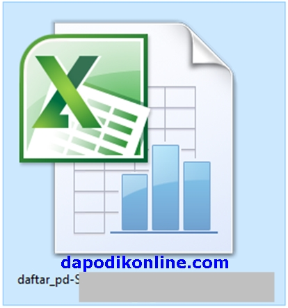 Cara Download Daftar PD di Dapodik