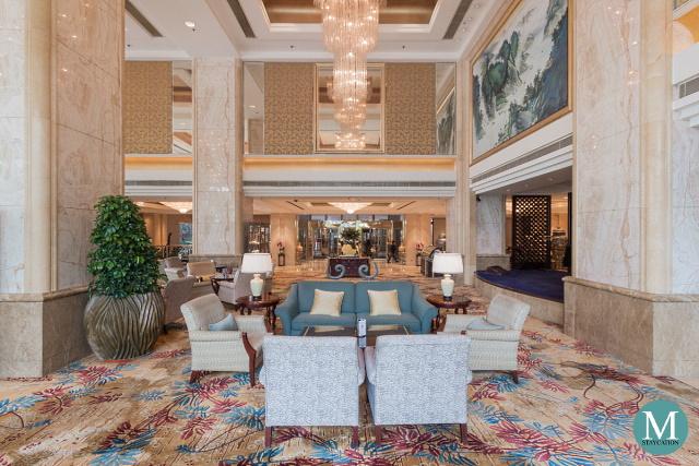Restaurants at Shangri-La Hotel Wuhan