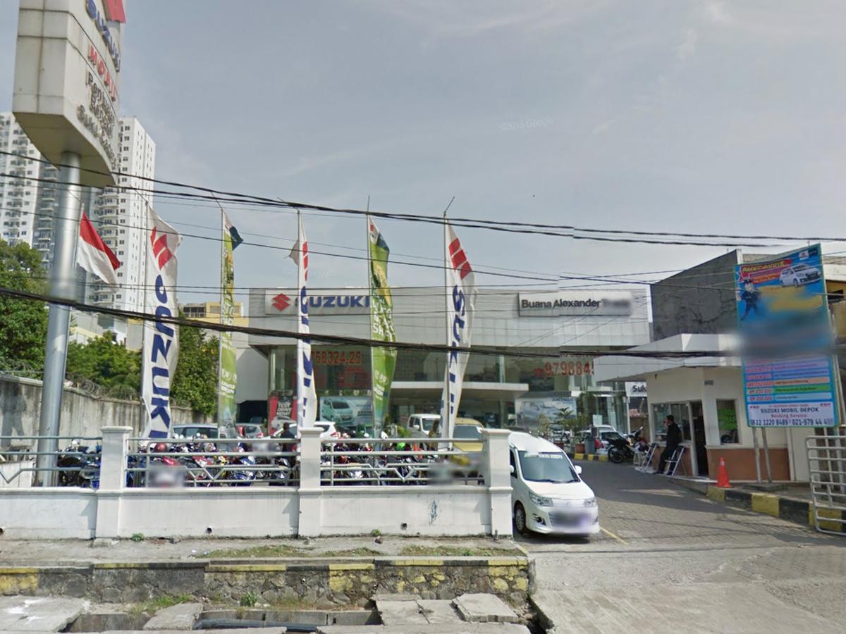 Dealer Suzuki Margonda Depok