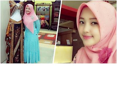 Berbisnis Batik yang menjadikan Sally Giovanny Miliyuner Cantik dan muda