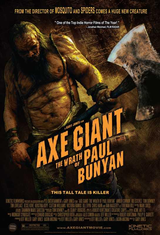 Axe Giant The Wrath of Paul Bunyan 2013 720p Esub BlyRay  Dual Audio English Hindi GOPISAHI
