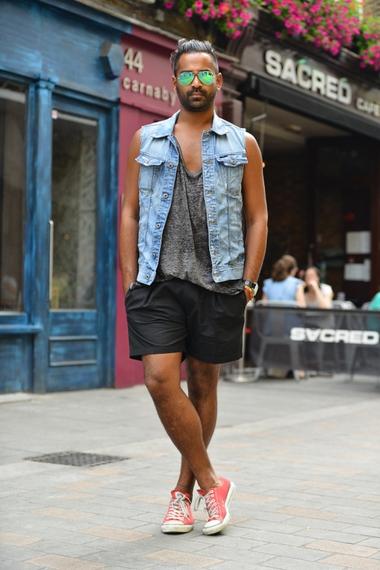jaqueta jeans masculina, como usar tênis vans masculino