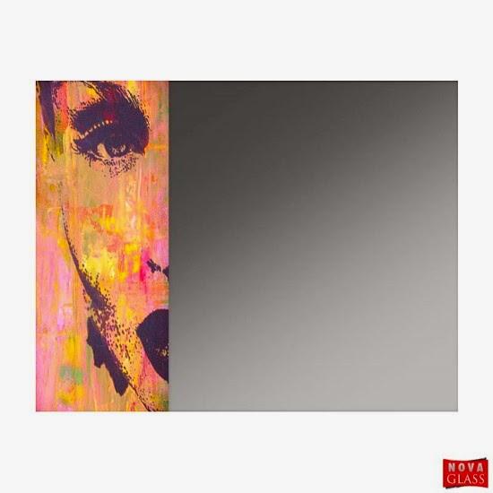 Καθρέπτης με ψηφιακή εκτύπωση Κωδ. DG. 056