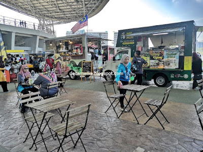 Chillax Market Tempat Santai Yang Awesome di EduCity Sport Complex, Iskandar Puteri, chillax market, majlis perasmian chillax market, educity sport complex, carnival sukan educity, educity sport carnival 2019, chillax market setiap hari rabu