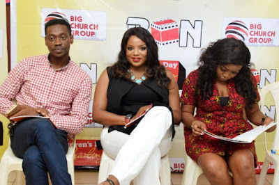 Photos From BON Children's Day Book Reading with Nollywood Celebrities