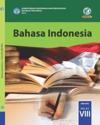 Buku bahasa indonesia Siswa Kelas 8 k13 2017