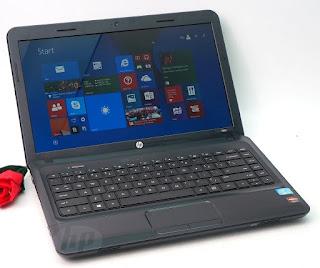 Jual Laptop Gaming HP 1000-1308TX Bekas