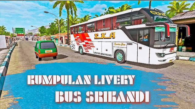 download livery bussid srikandi shd