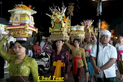Ubud tour agency guideline