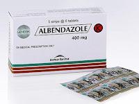 Albendazole - Kegunaan, Dosis, Efek Samping