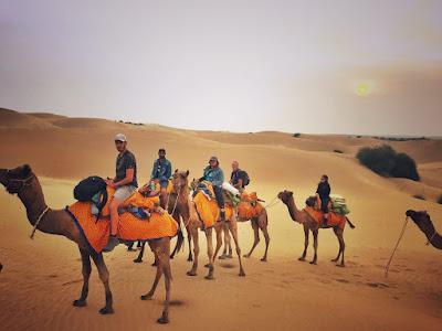 gurun pasir di india