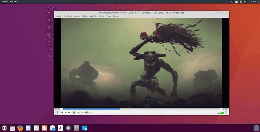 VLC linux