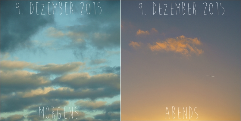 Blog + Fotografie by it's me! - Himmel am 9.12.2015
