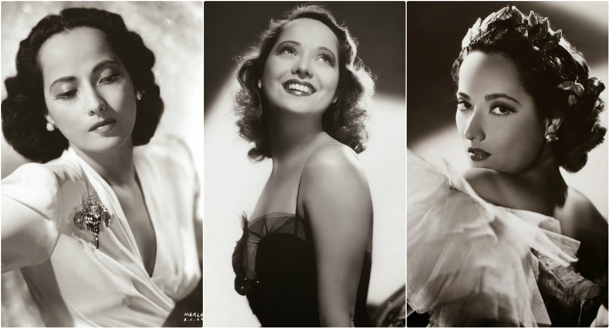 50 Gorgeous Photos of British Actress Merle Oberon in the 1930s and '40s