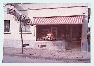 Das Café Liebig in der Lindenstraße 50, 64319 Pfungstadt in seiner Anfangszeit.