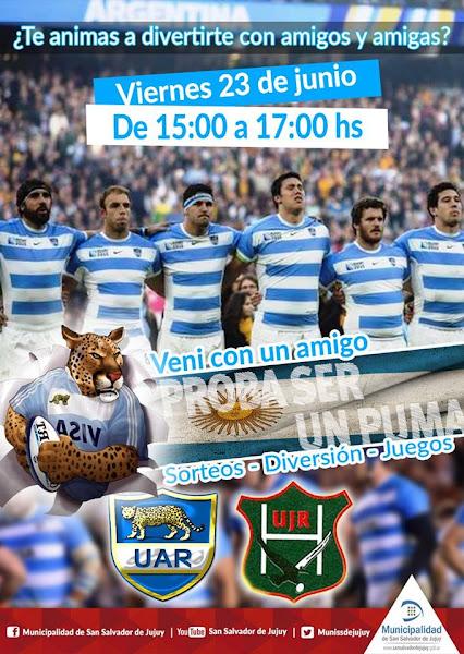 Semana Puma en Jujuy #PumasEnJujuy