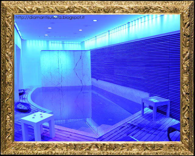 Hotel della Regina Isabella - cromoterapia