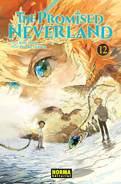 Manga: Reseña de The Promised Neverland Vol.12 de Kaiu Shirai y Posuka Demizu - Norma Editorial
