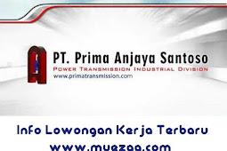 Lowongan Kerja Admin Project PT Prima Anjaya Santoso