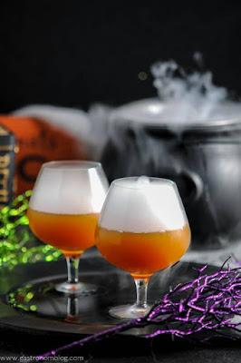 Bourbon Butter Beer - 13 Vegan Harry Potter Recipes RoundUp