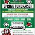 Spring Fundraiser + Cornhole