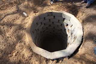Limpieza profesional de pozos de agua