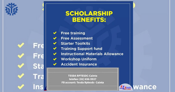 LIBRENG PAG-AARAL, MAY ALLOWANCE PA | under UAQTEA Scholarship Program