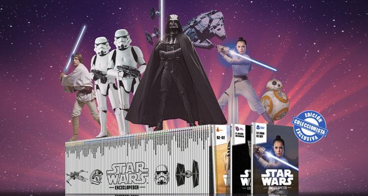 Enciclopedia Star Wars de Planeta deAgostini ¡Ya a la venta! [RESEÑA]